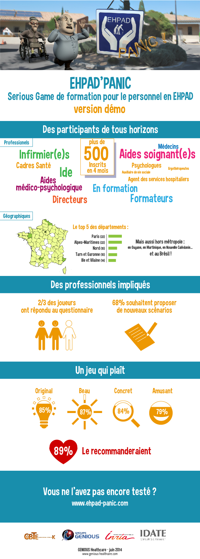 infographie ehpad