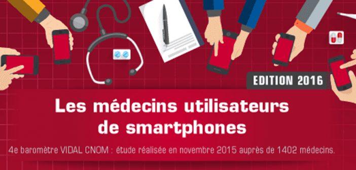 Quel usage du smartphone pour les médecins ?