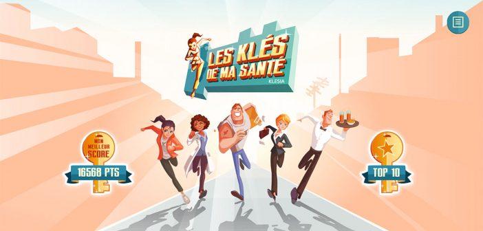 «Les Klés de ma Santé» : un Serious Game sur la complémentaire santé