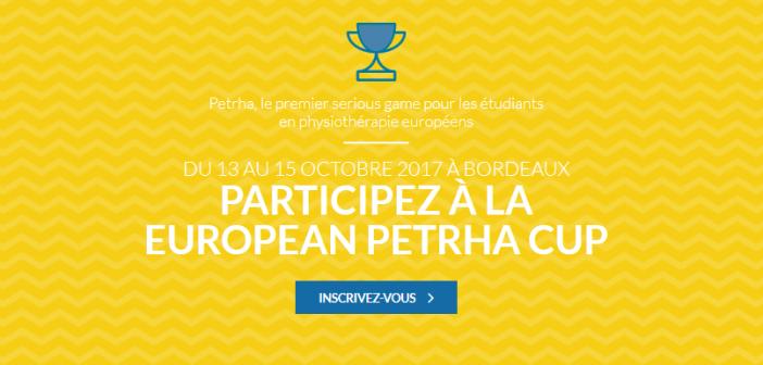 PETRHA : un serious game Européen pour former les étudiants en physiothérapie
