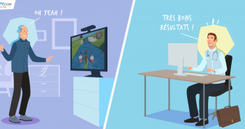 La plateforme de jeux vidéo thérapeutiques Curapy.com est officiellement lancée