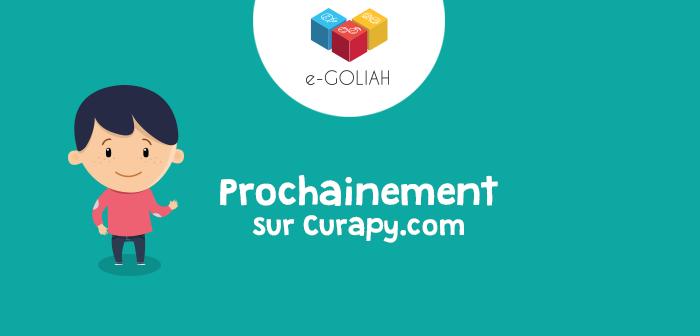 e-GOLIAH, des jeux numériques pour les enfants atteints de troubles du spectre de l'autisme (TSA), bientôt sur Curapy.com